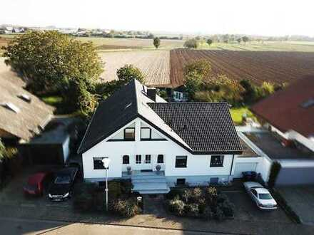 Luxuriöses, kernsaniertes Einfamilienhaus mit Garten in Feldrandlage- Dannstadt-Schauernheim