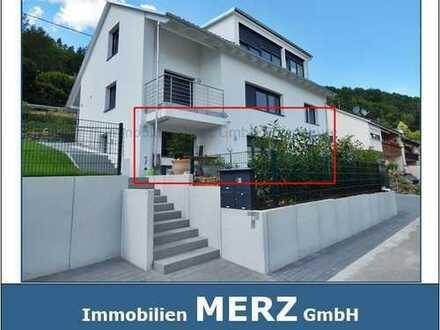 ~~Rottenburg-Obernau~~Sehr schöne, renovierte 2- Zimmer - Wohnung +Terrasse+EBK~~