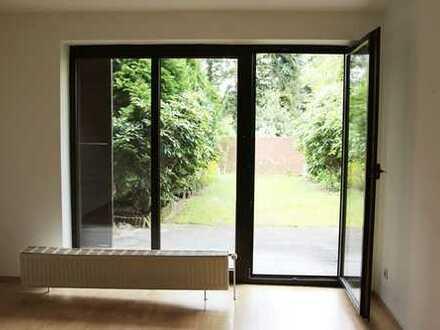 Ruhige Wohnung EG mit eigenem Garten, ideal für MA im Schichtdienst oder ältere Herrschaften