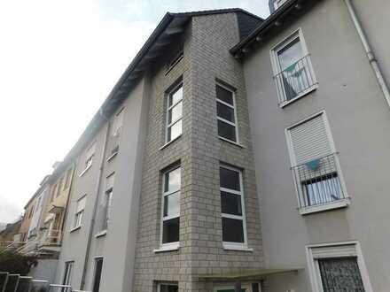 Dachgeschosswohnung mit Balkon