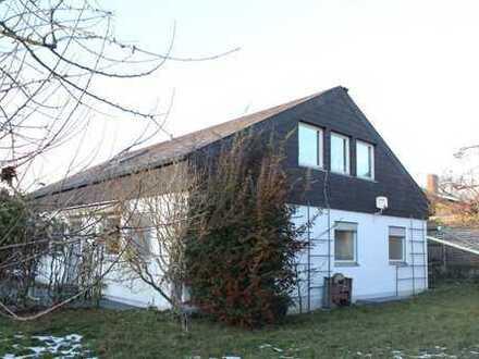 Einfamilienhaus in ruhiger Lage, Nähe Bahnhof
