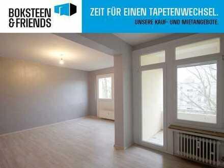 TOP 3,5- Zimmer Wohnung mit großem Wohnzimmer in ruhiger Lage von Dortmund