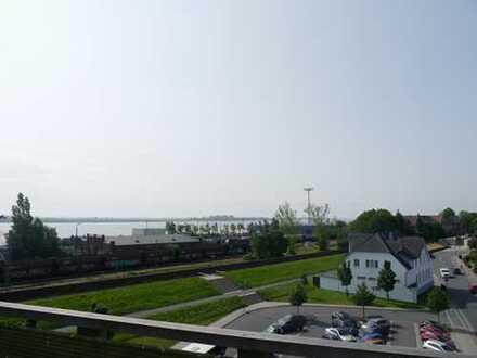 Atelierwohnung nahe der Hafenanlagen!