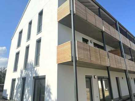 barrierefreie 3 Zimmer Wohnung * EBK * Parkettboden * Balkon * Neubau Erstbezug