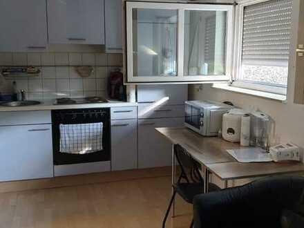 Freundliche 1-Zimmer-Wohnung mit Kochnische in Wendlingen am Neckar
