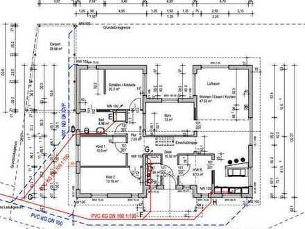 Barrierefreies Einfamilienhaus mit gehobener Ausstatung in ruhiger Lage in Coesfeld-Lette