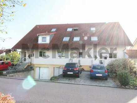 Familienidyll: Gepflegtes 5-Zi.-RMH mit 2 Balkonen und Terrasse in naturnaher, ruhiger Wohnlage