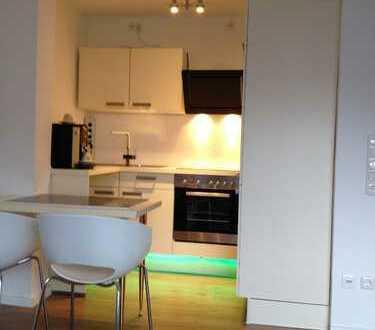 Moderne 1-Zimmer-Wohnung Nähe Hochschule