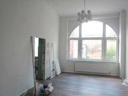 Sanierte 3,5 Zimmer-Erdgeschoss-Wohnung mit Garten