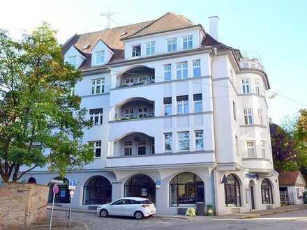 Ein wahres Wohnjuwel! 4-Zimmer-Wohnung in Top-Lage in Augsburg