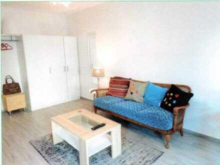 Möbilierte 1,5 Zimmer-Wohnung in der Nähe der FH/Helios-Klinik
