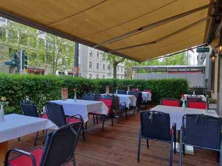 Restaurant in NordEnd Mit Grossem Keller, central Lage Nord Westend.