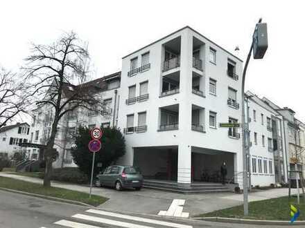 schöne 1-Zimmer-Wohnung mit Wintergarten für Kapitalanleger