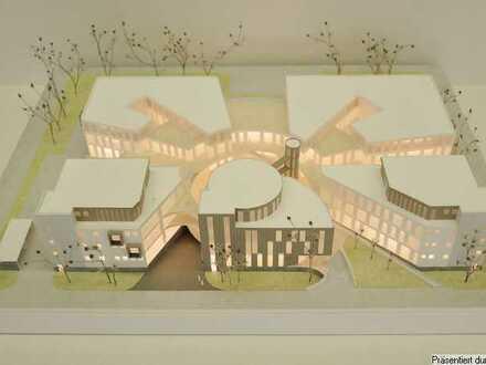 Penthaus Neubau-Bürofläche auf dem LTC im Technologiepark in Karlsruhe