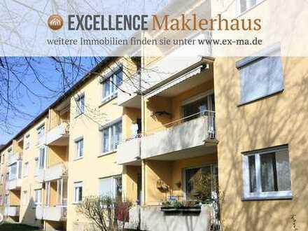 *Perfekte Anlage mit Weitblick* Super geschnittene helle Wohnung in Top Lage zum Bahnhof Hochzoll