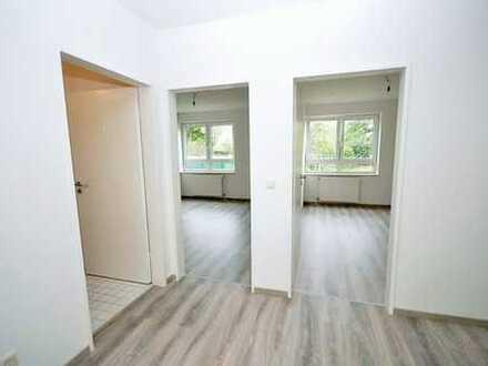 **Hier erwartet Sie eine großzügige 3-Zimmer-Wohnung mit Terrasse**