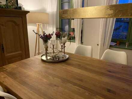 5-Raum-Maisonette-Wohnung in der Altstadt mit Balkon sucht Nachmieter