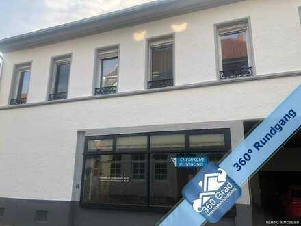 HEMING-IMMOBILIEN - Rarität!!! Wohn- & Geschäftshaus in bester Lage von Wörrstadt
