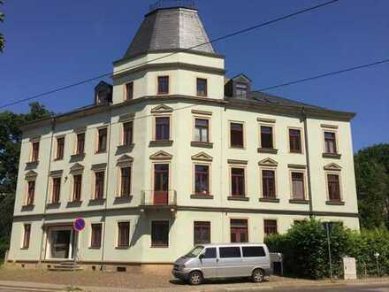 Hochwertig saniertes Büro / Praxis in denkmalgeschütztem Altbau in Blasewitz