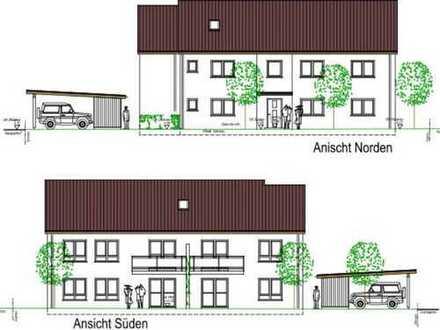 Neubau/Erstbezug 3 Zi. mit Terr. und Garten in Seukendorf /Wohnung mieten