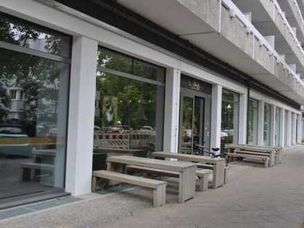 Modernes Restaurant Kudamm Nähe
