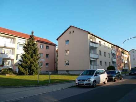 Weiden . 3-Zimmer-Wohnung mit Balkon im 1.OG