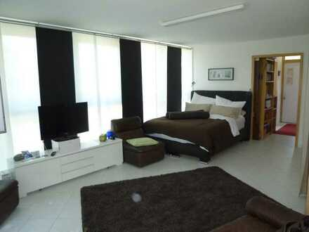 **Außergewöhnlich helles Apartment + EBK in MA-Neuostheim Nähe DHBW**