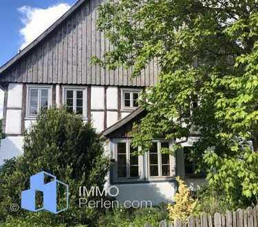 Für Naturliebhaber ! Ein Bauernhaus der besonderen Art wartet auf Sie in Beverungen -Tietelsen.