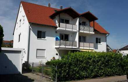 Gepflegte 3-Zimmer-Wohnung mit Balkon und EBK in Reichertshofen