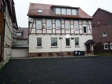 Moderne Wohnung mit Gartenstück und Stellplatz in Markoldendorf! Greifen Sie zu!!!