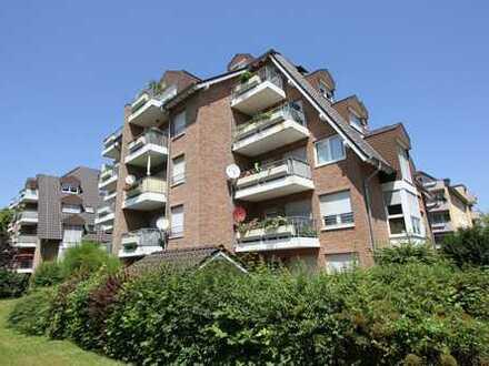 Bonn-Auerberg: wunderbare 2-Zimmer-Terrassen-Wohnung mit TG-Stellplatz, Einbauküche