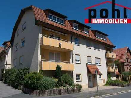 Gemütliche 2-Zimmer Wohnung in zentraler Lage von Bad Rodach!!!