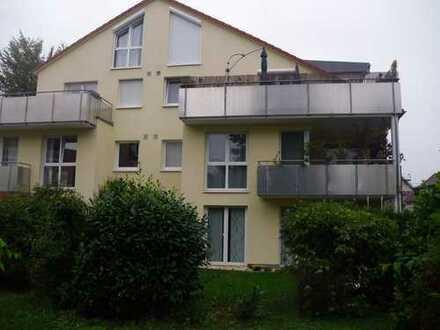 Schicke großzügige 2-Zimmer-Wohnung mit herrlichem Südbalkon in Münchingen