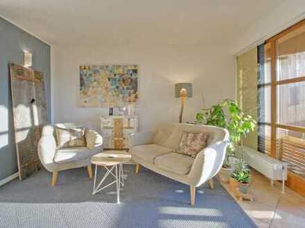 Großzügige Maisonettewohnung in ruhiger Wohnlage von Bad Tölz!