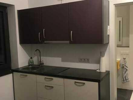Neuwertiges 1-Zimmer-Appartement mit Einbauküche und hohen Decken in Münster