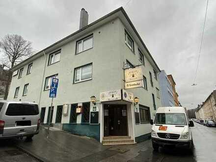 Voll ausgestattete Gaststätte in Wuppertal-Barmen zur Miete!