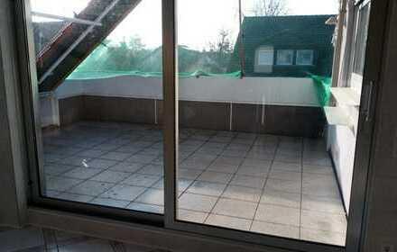 Traumstudiowohnung mit großer Terrasse
