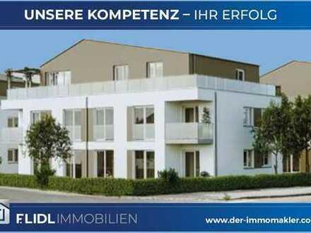 Schwandorf: Traumhafte Neubau 4 Zimmer Penthousewohnung