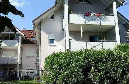 Helle 3-Zimmer-Wohnung in schöner, ruhiger, zentraler Wohnlage mit Balkon, Baden-Baden/Steinbach