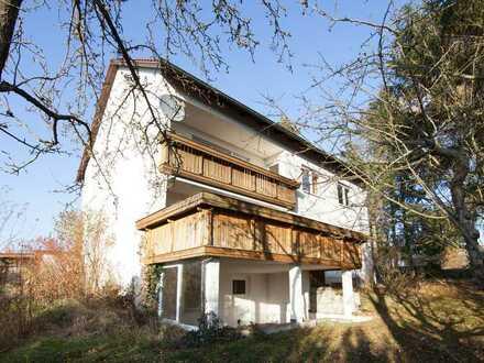 Lichtdurchflutetes Landhaus mit weitem Blick und Einliegerwohnung