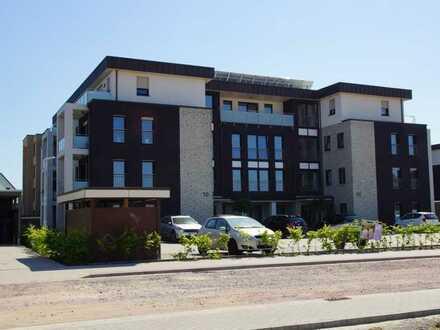 Gepflegte 3-Raum-Wohnung mit Balkon und Einbauküche in Cloppenburg