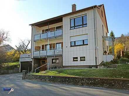Zweifamilienhaus in Traumlage von Pfullingen