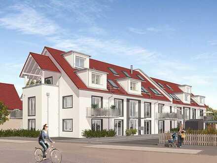 Erstbezug: exklusive 3-Zimmer-EG-Wohnung mit Terrasse & Garten in Schallstadt
