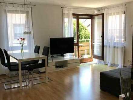 Möbilierte 3-Zimmer-Wohnung in Stuttgart