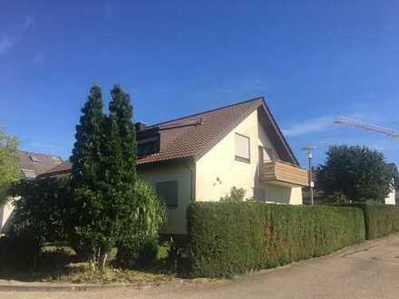 DHH in ruhiger Wohnlage/Sackgasse in Mutlangen