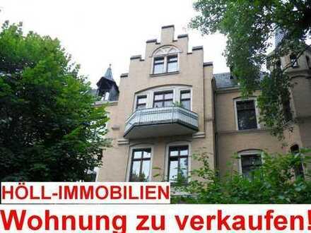Höll-Immobilien: Tolle 2 Raum-Wohnung mit Gartenterrasse als Kapitalanlage zu verkaufen