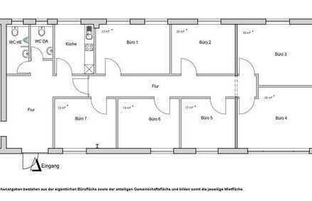 Bürofläche im Papenburger Gewerbepark zu vermieten
