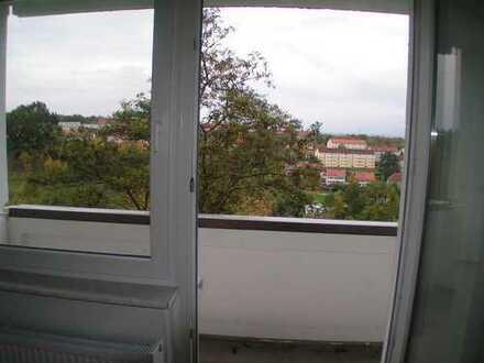 Werdau-Ost, kleine 3-Zimmer-Whg., mit Balkon