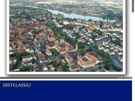 Einzigartiges Kulturdenkmal in beeindruckender Altstadt-Lage von Ladenburg