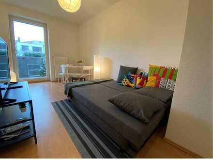 RESERVIERT!!!!Bezugsfreie möblierte Wohnung im Herzen von Leipzig!